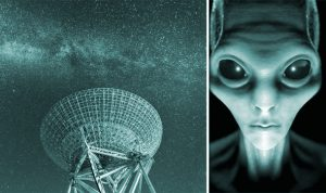Captan una misteriosa señal alienígena del espacio exterior