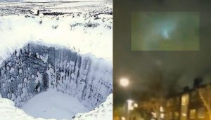 Vladimir Putín investiga OVNI que cayó en Siberia