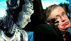 Stephen Hawking Teoría sobre Inteligencia Artificial ¿Nuestra perdicion?