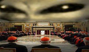 Las conexiones secretas que existen entre la ciudad del Vaticano y los extraterrestres