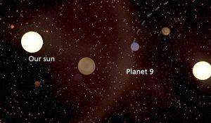 Donde se encuentra el planeta 9 según los científicos