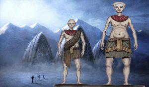 La Súper Tierra y los refugiados marcianos en la Antártida
