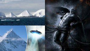 Los ángeles caídos y encarcelados en la Antártida, del Libro de Enoc