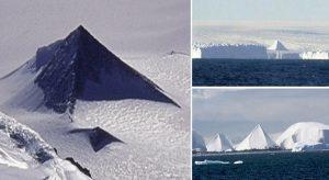 ¿Es la pirámide de la Antártida la más antigua de todo el planeta?