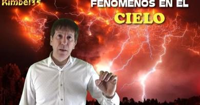 FENÓMENOS INEXPLICABLES EN LOS CIELOS DE TODO EL PLANETA