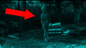 Criatura extraterrestre captada por cámara de vigilancia en México
