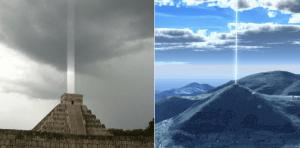 ¿Las pirámides se están reactivando?