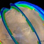 Incoherentes Tormentas Gigantes en Marte