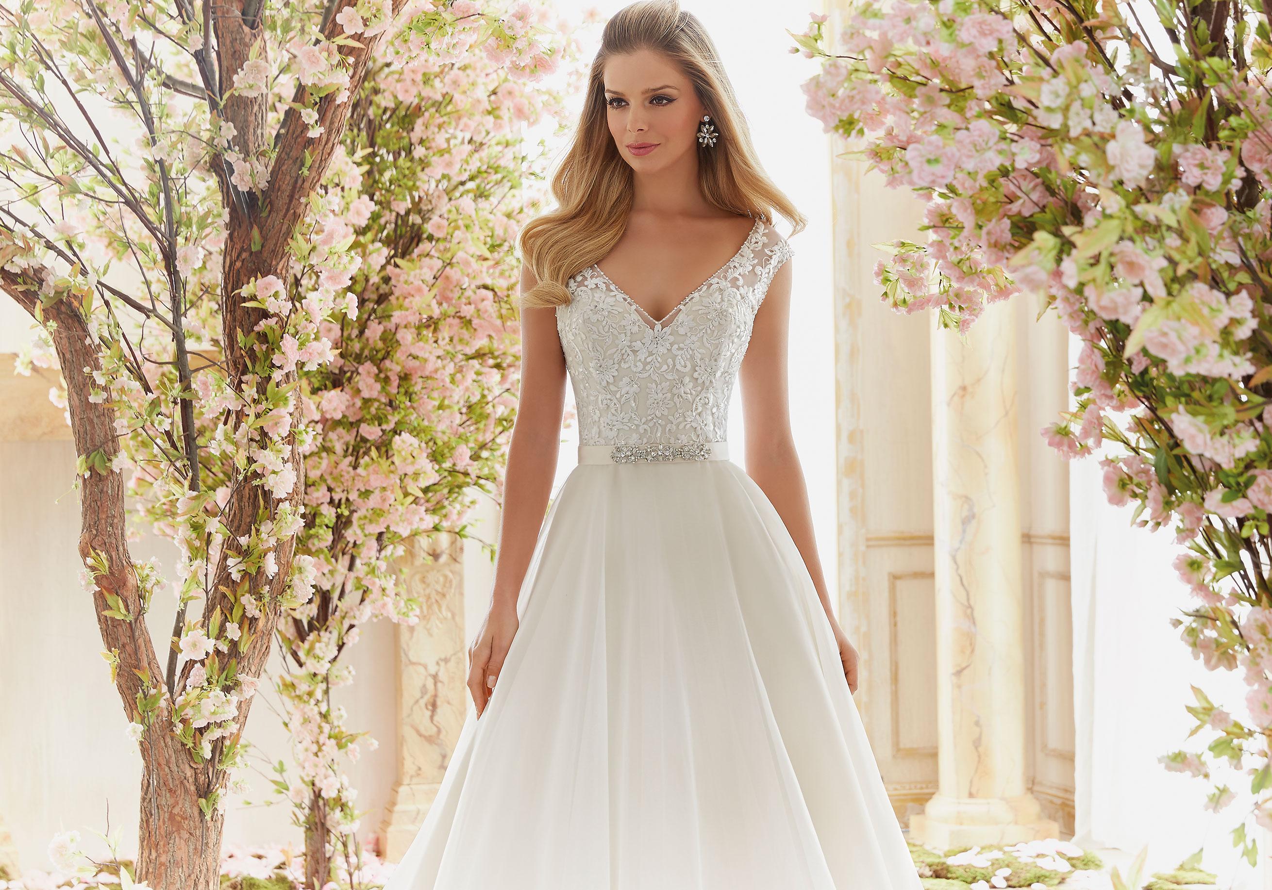 Mori Lee 6836 Wedding Dress