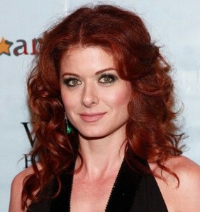 Debra Messing, a Romantic Img.ID