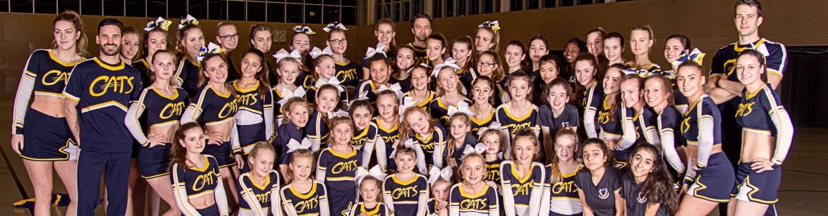 Cats Cheerleader Berlin