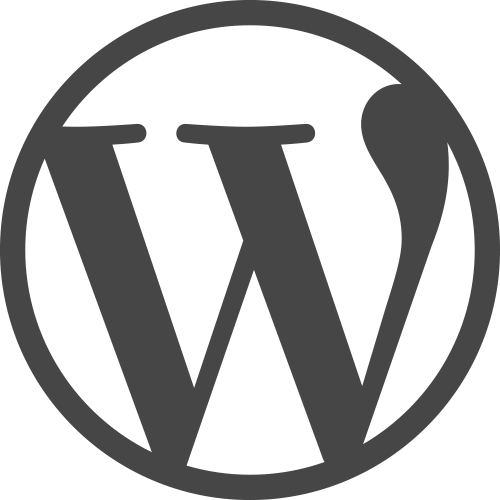 Simple Wordpress Logo