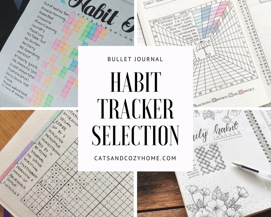 Habit tracker - Sélection
