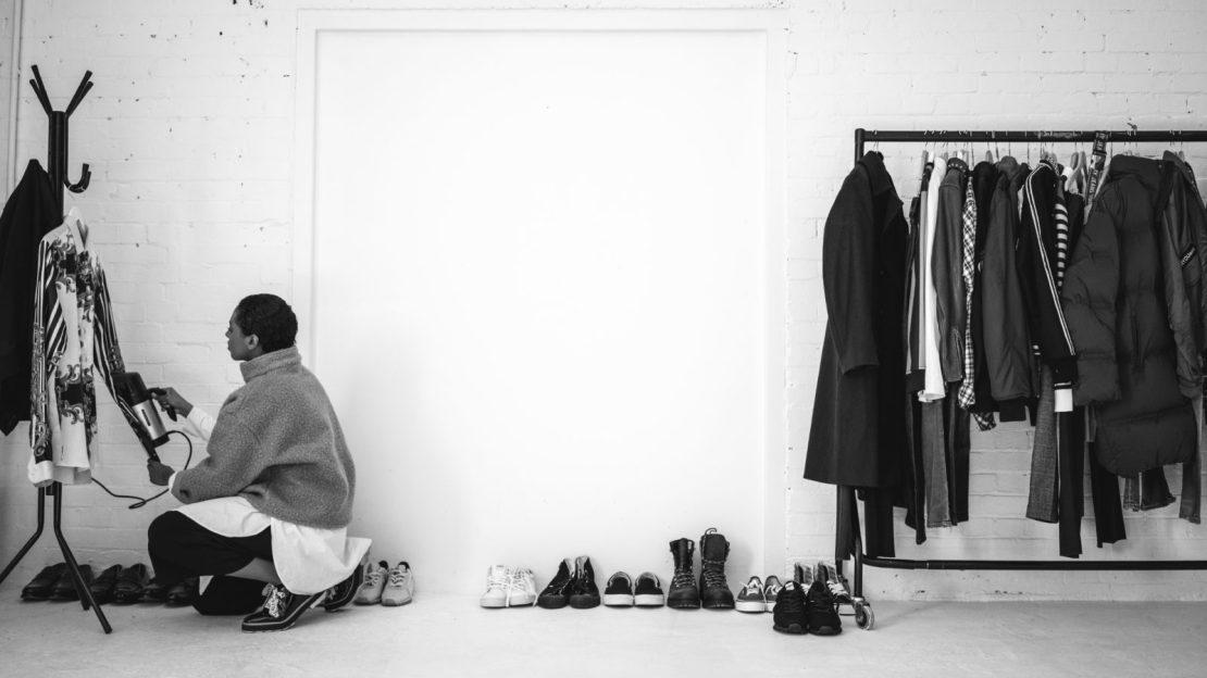Organiser son armoire et ses vêtements - Etape 3  Maintenir