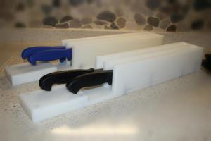 due porta coltelli da tavolo