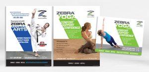 Zebra Ads