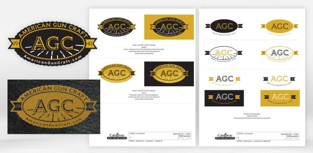 American Gun Craft Logos