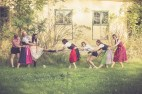 Dirndl-Shooting am Weingut Esterhazy