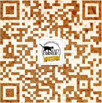 Scan this QR code 扫码跟猫角聊聊天