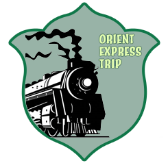 Trip Badge: Orient Express Trip
