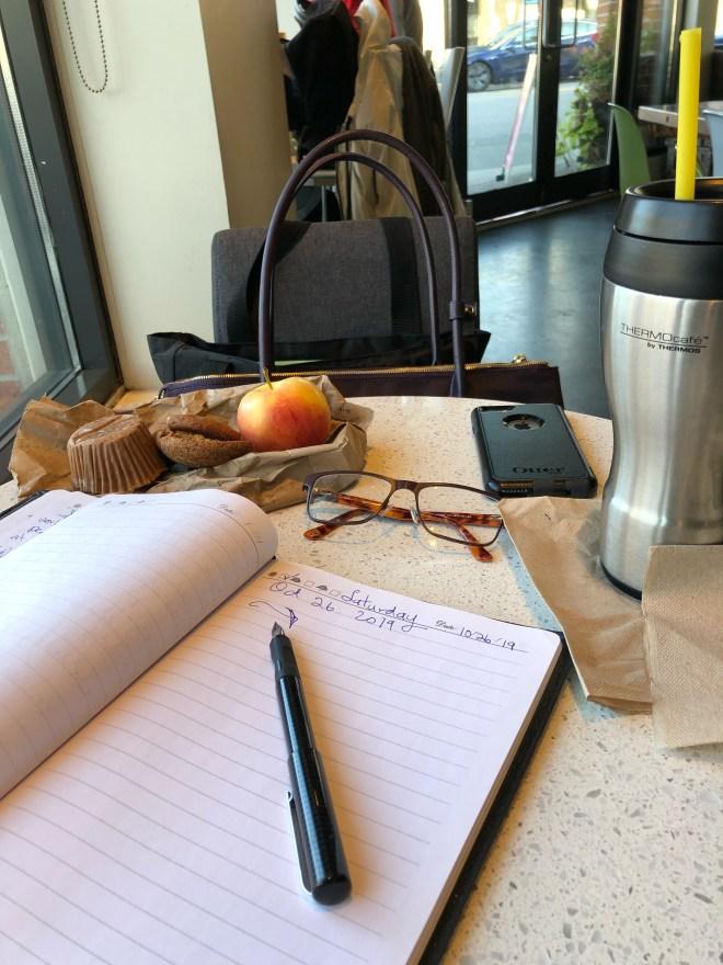 Writing cafe Novel progress