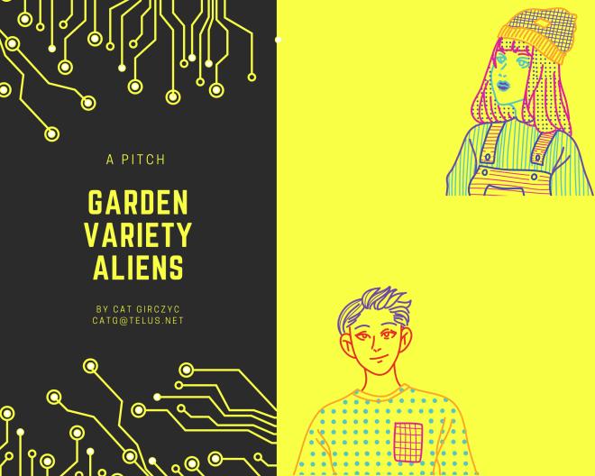 Garden Variety Aliens