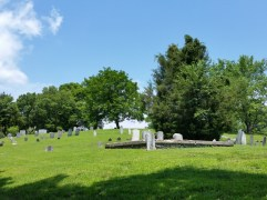 Cemetery in Harpers Ferry.