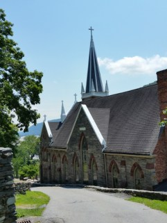 Cathedral in Harpers Ferry