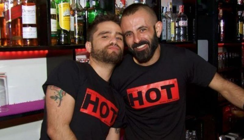 Discotecas gay Madrid hot madrid bear bar
