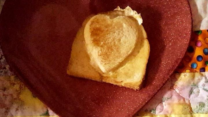 Chicken in a Basket, Valentine Breakfast