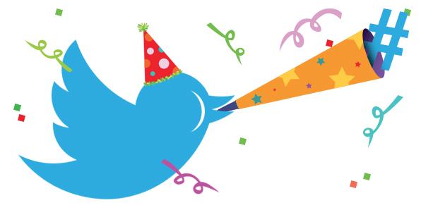 Twitter/Facebook Party Calendar
