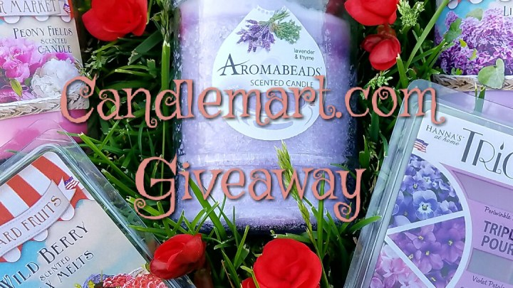 Candlemart by Hanna's Review and Giveaway
