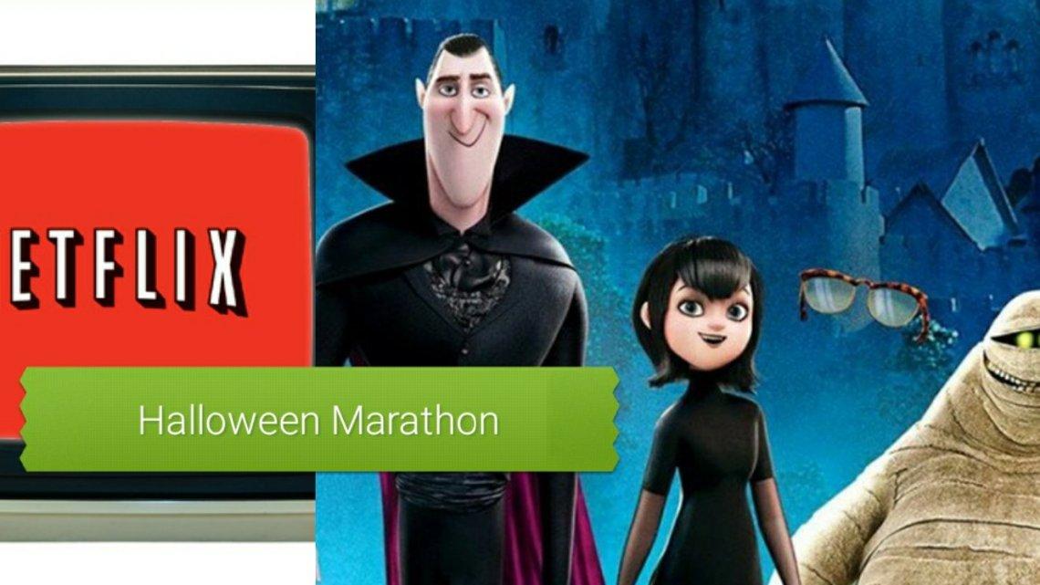 Plan a Halloween Movie Marathon This Weekend!