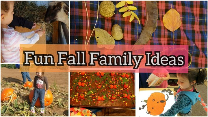 Fun Fall Family Ideas