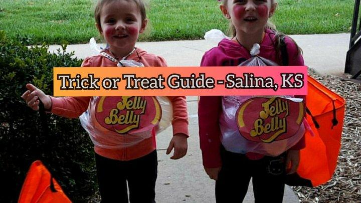 Trick or Treat Guide –Salina, KS