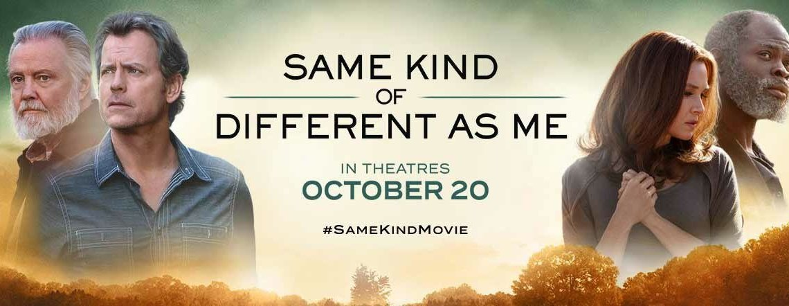 Same Kind of Different as Me – Released 10/20