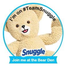 Join Me At the Bear Den with #TeamSnuggle