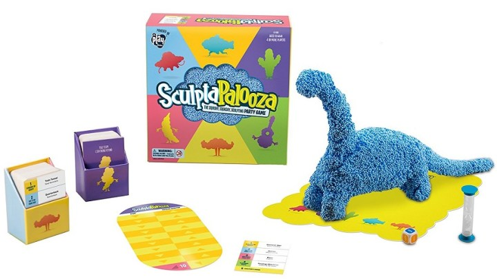 Build Some Family Fun with Sculptapalooza from Educational Insights!
