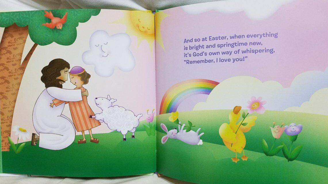 Easter Books focused on Jesus