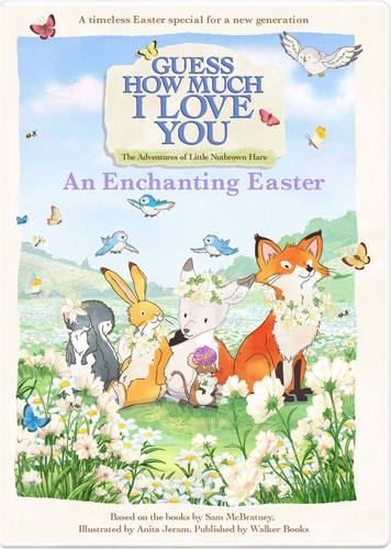 Guess How Much I Love You: An Enchanting Easter + Giveaway