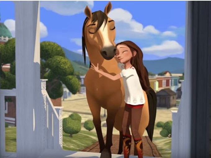 SPIRIT: RIDING FREE SEASON 4 IS COMING TO NETFLIX MARCH 16TH