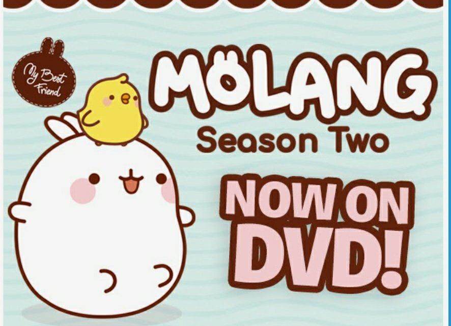 Review of Molang Season 2 DVD + Prize Pack Giveaway