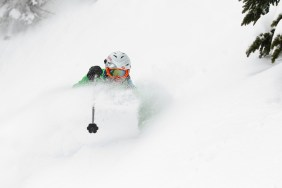 Skier Daryl Treadway Location: K3 Catskiing, BC Photo: ralphie