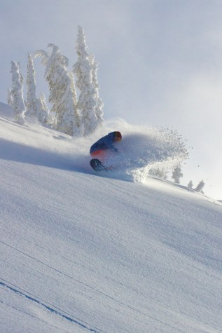 Monashee Powder Snowcats / Photo: Markus Fischer