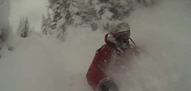 Mustang Powder- Deeper than you have ever seen