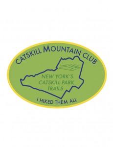 Catskill Park All Trails Patch