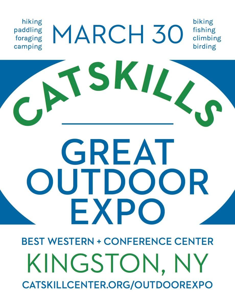 Catskills Great Outdoor Expo 2019 - Flyer