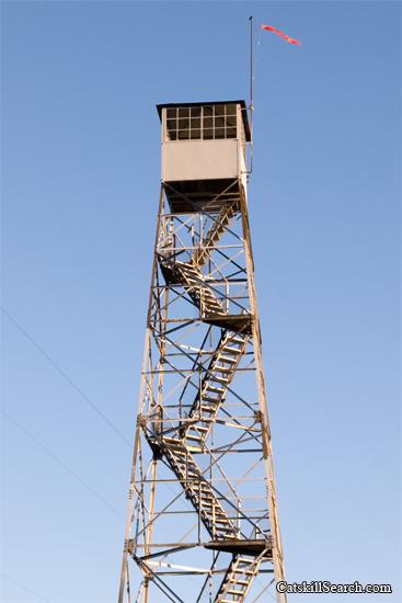 Mount Utsayantha Firetower