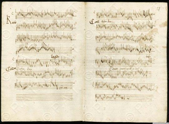 Codici musicali trentini, ms.89