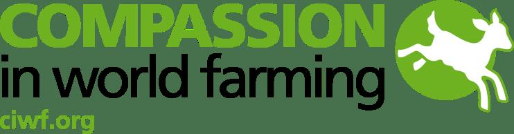 Compassion in farming logo